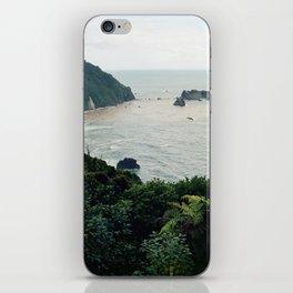 New Zealand Coast iPhone Skin