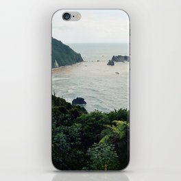 New Zealand Coast iPhone Skin