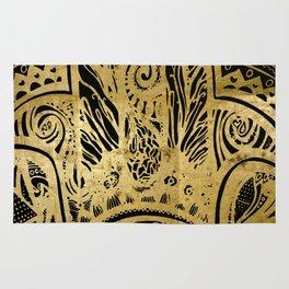 Zen Gold, Fatima´s Hand Rug