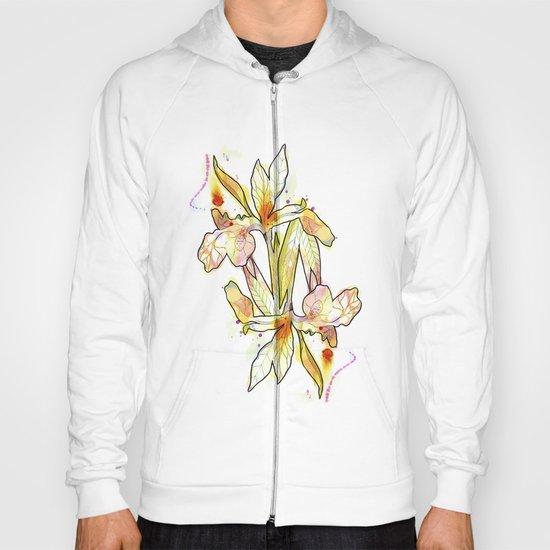 Queen Flower Hoody