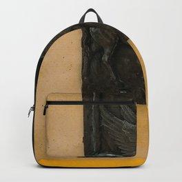 Mustard Exhibit Backpack