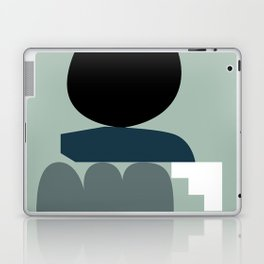 Shape study #19 - Stackable Collection Laptop & iPad Skin