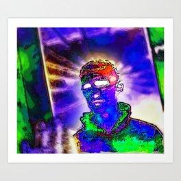 Memories Remembered  Art Print