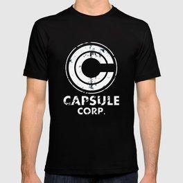Capsule Corp Vintage white T-shirt