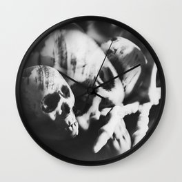 Head To Toe Wall Clock