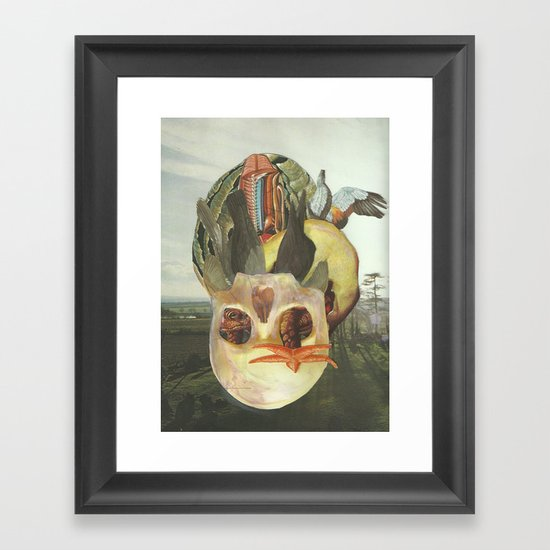 Shochet Framed Art Print