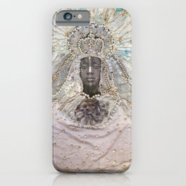 Black Madonna iPhone Case
