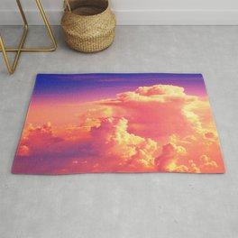 Sunset Sky of Dreams Rug
