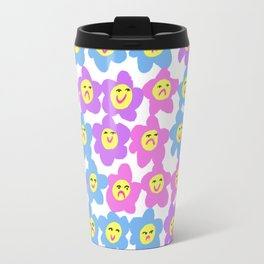 Flower Feelings Travel Mug