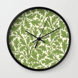 """John Henry Dearle """"Oak Tree"""" 1. Wall Clock"""