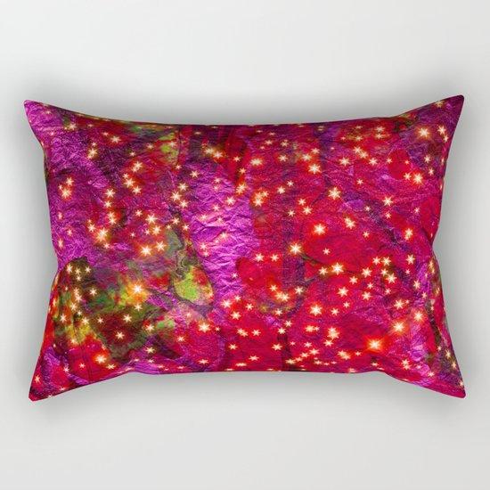 abstract stars Rectangular Pillow