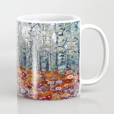 :: Run Free Woods :: Coffee Mug