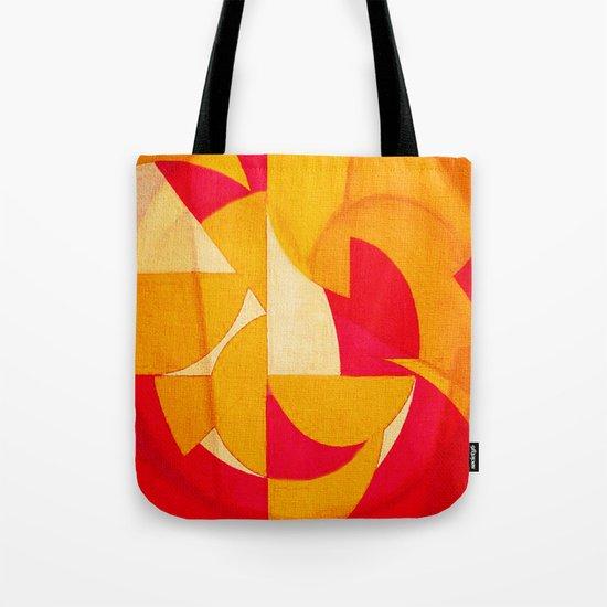 Geometric Reconstruction 2 Tote Bag