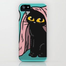I am cute iPhone Case