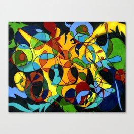 Emotion ~ Prismacolor Pencil Art Canvas Print