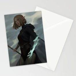 The trespasser Stationery Cards