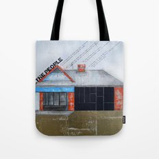 Untitled - The People  Tote Bag