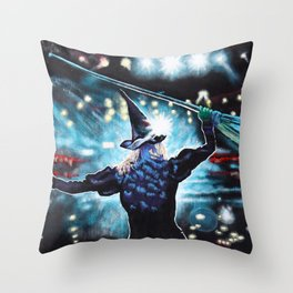 To Fly Throw Pillow