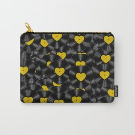 Vinyl Love Carry-All Pouch