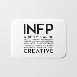INFP Bath Mat