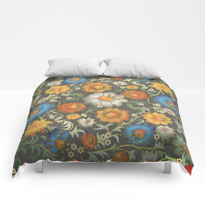 Shabby flowers #20 Comforters