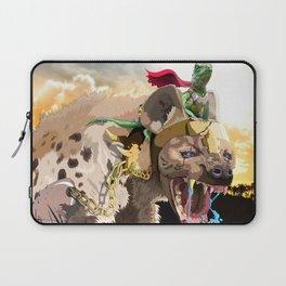 Pet Hyena Laptop Sleeve