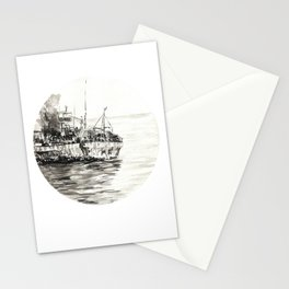 GHOST SHIP II Stationery Cards