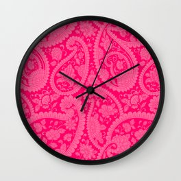 Seamless Art - 13 Wall Clock