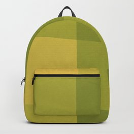 Abstract Gradient between Yellow and Green Backpack