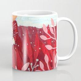 red field Coffee Mug