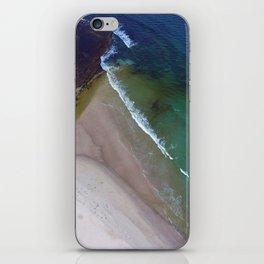 Tidal Change iPhone Skin