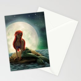La Sirenita Stationery Cards