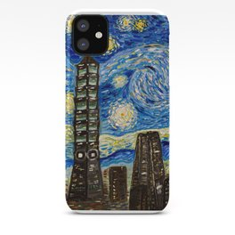 Starry Night Taipei iPhone Case