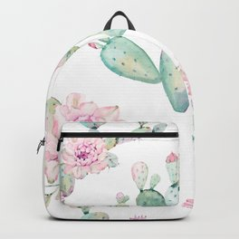 Simply Cactus Rose Backpack