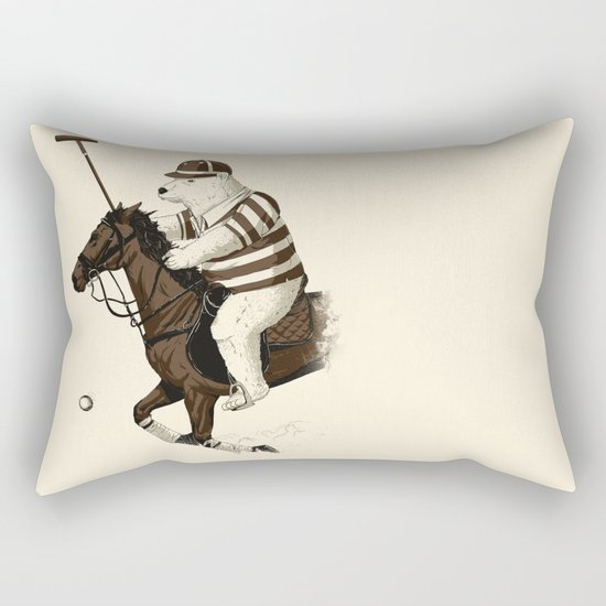 Polobear Rectangular Pillow