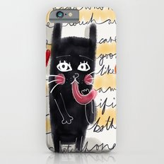 A Cat's Thoughts iPhone 6s Slim Case