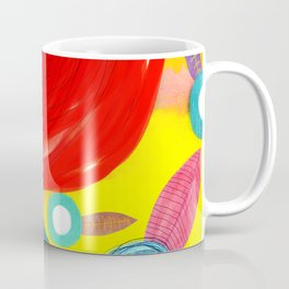 Glück kann man trainieren - Rupydetequila ultimative Farben Coffee Mug