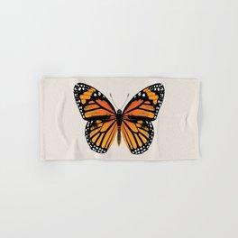 Monarch Butterfly | Vintage Butterfly | Hand & Bath Towel