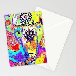 INDIAN ELEPHANT Stationery Cards