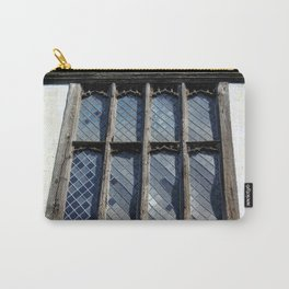 15th Century Medieval Window Carry-All Pouch