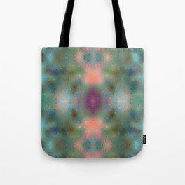 Abstract Dream - Dots Tote Bag