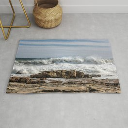 Backshore waves Rug