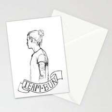 Team Bun Stationery Cards