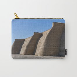Wall of the massive Ark fortress Carry-All Pouch