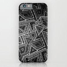 arcade (monochrome series) iPhone 6s Slim Case