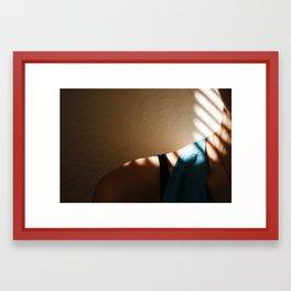 lightbones Framed Art Print
