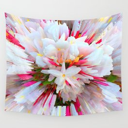 Flowers of  Pure Love Essence Wall Tapestry