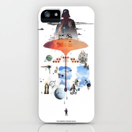 Empire Poster iPhone Case