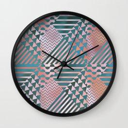 Line Dance Wall Clock
