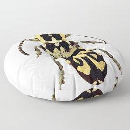 Longicorn Beetle Floor Pillow